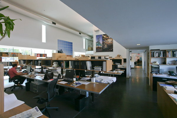 447 Architects Office
