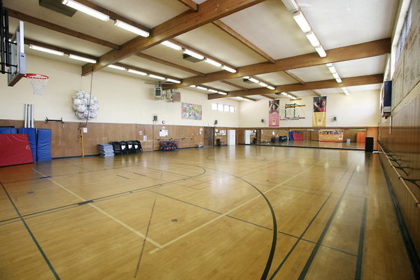 143A Basketball Gym