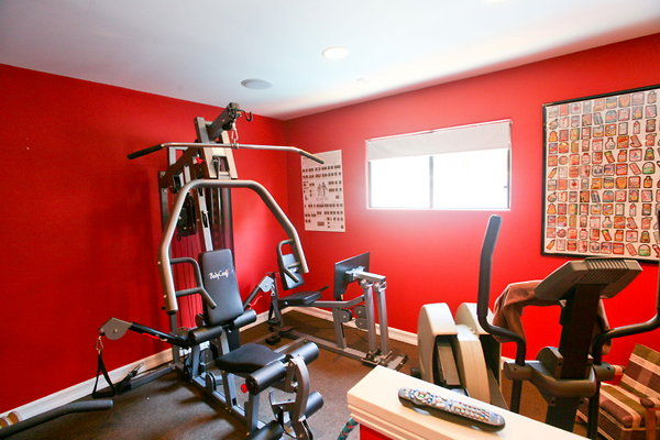 483 Gym & Playroom