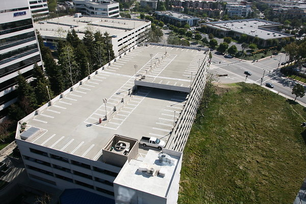 656A Parking Garage from Roof 0017 1