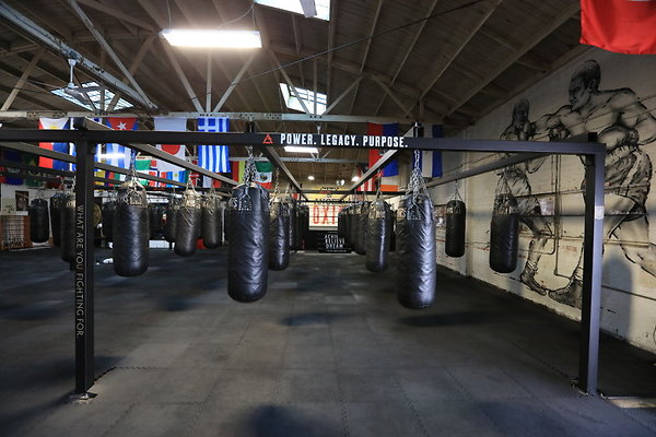497A Boxing Gym