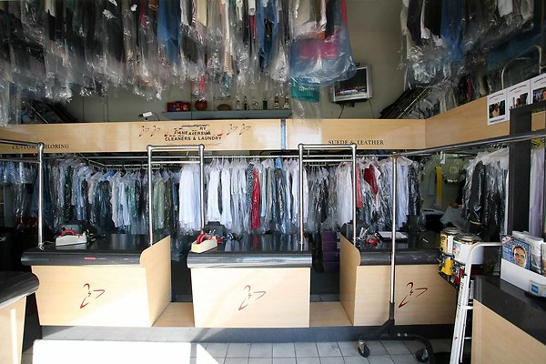 634 Dry Cleaners