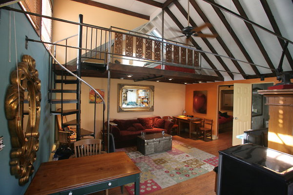 162B Loft in Cottage