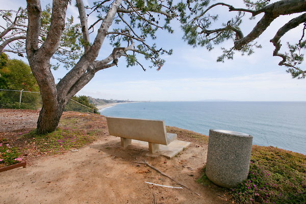 Hiking Trail with Ocean View