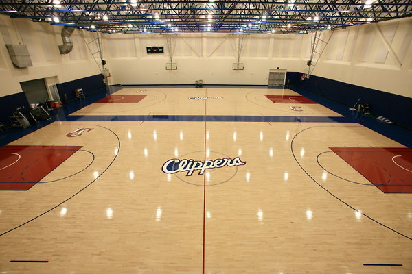 742 Basketball Training Facility (for full building - see 742 Ultra Modern Offices