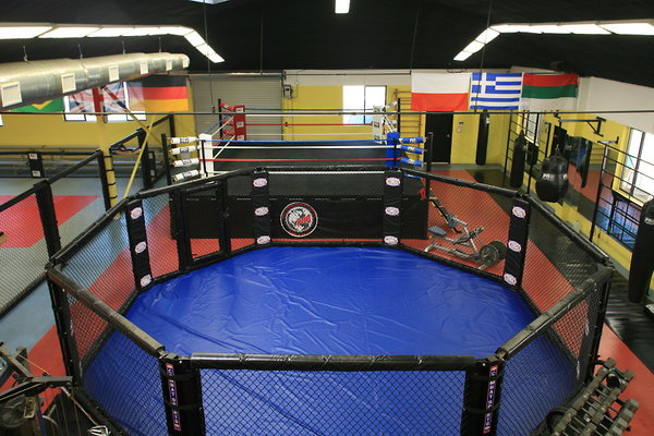 791 MMA Boxing & Grappling Center